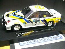 Opel Ascona B 400 Rally RAC WM Lombard #7 kulläng 1980 Sunstar SST 1:18