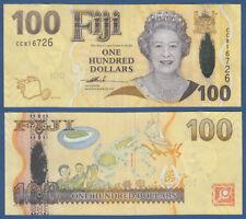 Fiji 100 dollars (2007) p.114 UNC