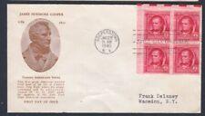 1940 Cooper Sc 860-49 Cooperstown 1st N Y Historic Association cachet