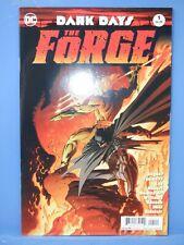 The Forge #1 Dark Days Variant    D.C. Comics CB21691