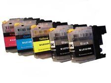 5 CARTOUCHES D'Encre Compatible avec Brother Mfc-J470dw MFC4410DW MFC-J4510