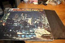 LP   New Port in New York '72  Jam Sessions Vol 3 & 4 ---2 Records  (Library)