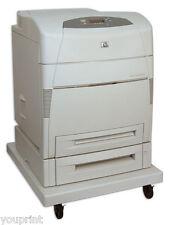 HP Color Laserjet 5550DTN Large Format Commercial Laser Printer Q3716A