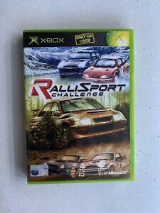 RalliSport Challenge Original Xbox