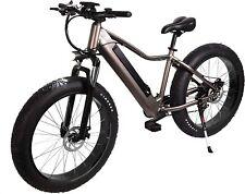 E-Fatbike ?Fat Tire 500?, 40 km/h, 500 Watt, 48V E-Bike, Elektrofahrrad, Fahrrad