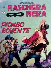 Maschera NERA n°6 1977 ed. Corno  [G.228]
