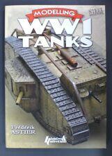 Histoire & Collections Modelling WWI Tanks by Frederik Astier