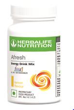 HERBALIFE Afresh Energy Drink/ Herbal Tea 50 Gm (Free Shipping)
