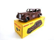 PACKARD EIGHT SEDAN BROWN - DINKY TOYS 1:43 MIB DIECAST MODEL CAR 39A