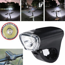 Top Super Bright LED Bike Bicycle Head Light Front Handlebar Lamp Flashlight