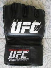 CHUCK LIDDELL SIGNED UFC OFFICIAL FIGHT GLOVE DC/COA (THE ICEMAN)