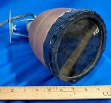 Steber Mid Century Modern Bullet Light Fixture Photo Lamp Kodak Filter VTG