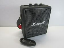 Marshall Stockwell II 2 Portable Bluetooth Speaker - Black (Excellent Condition)