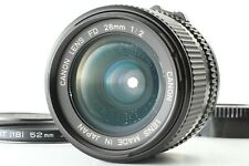[EXCELLENT+++++] Canon NEW FD NFD 28mm F2 MF Wide Angle Lens from JAPAN
