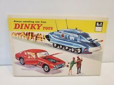 RARE Dinky Toys ORIGINAL 1968 CATALOGUE MINT
