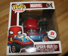***BRAND NEW IN BOX*** WALGREENS EXCLUSIVE FUNKO POP RIDES SPIDER MAN #51