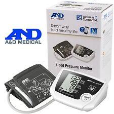 A&D Medical Wireless Connessi AUTOMATICO LCD Pressione Sanguigna Monitor + NFC ua-767
