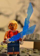 YJ Custom made for LEGO blocks AQUA LAD Young Justice USA DC Superheroes
