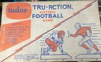 VINTAGE TUDOR TRU-ACTION ELECTRIC FOOTBALL GAME
