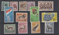 South Africa 1961 Wildlife Set To R1 MH JK1358
