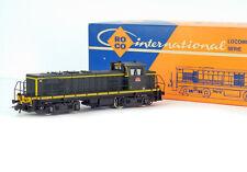 Vintage ROCO 04158A HO H0 Locomotive Diesel SNCF SERIE BB63 BB 63 000 , NEW NUE