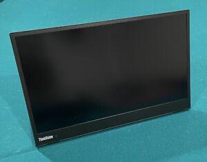 """61DDUAR6US Lenovo ThinkVision M14 14"""" IPS LED Monitors Portable Full HD USB-C"""