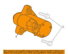 GM OEM-Starter Motor 12663052