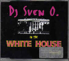 DJ Sven O-In The White House cd maxi single