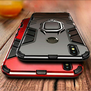 Hybrid Shockproof Cover Hard Armor Case For Huawei P30 P40 Y6 Pro P Smart 2020