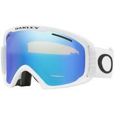 Oakley O2 XL Matte White Violet Iridium Persimmon Mask Ski Snowboard 2
