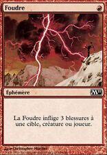 ▼▲▼ Foudre (Lightning Bolt) M11 2011 #149 VF Magic