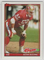 1991 Topps Football Team Sets **Pick Your Team**