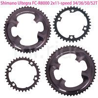 Shimano Ultegra Road Bike FC-R8000 2x11-speed 34/36/50/52T Charining Black