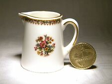 COALPORT   MINIATURE JUG / PITCHER                 MING ROSE