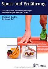 Sport und Ernährung: Wissenschaftlich basierte Empfehlun... | Buch | Zustand gut