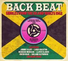 BLACK BEAT SINGLES FROM THE ISLAND VAULTS 1962 - 54 ORIGINAL RECORDINGS -NEW 3CD