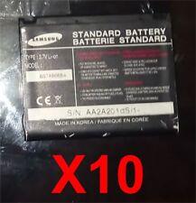 Lot Of 10 Samsung Bst4968Ba Battery For Sch-U440 Gloss T809 D820 A900 A900 Blade