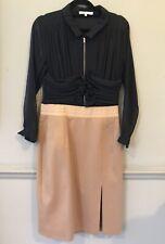 Stunning Carven Pencil Dress Silk, Wool & Cashmere Size 38