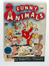 "Golden Age Fawcett's Comic ""Funny Animals"" VOL 29 May1945 GD"
