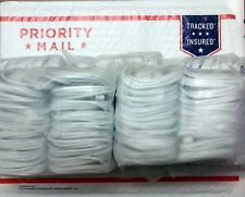 Lot 50 White USB Data Sync  Charger Cable Cord For iPhone 4S 3GS iPod wholesale
