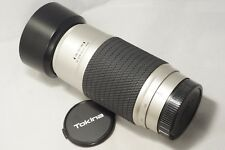 Tokina AF 100-300mm F5.6-6.7 Macro for Minolta/Sony