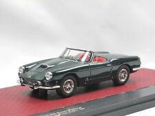 Matrix 1959 Ferrari 400 Superamerica Pininfarina Cabriolet open green 1/43
