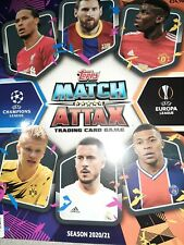 Match Attax 20/21 - Team/Base Cards