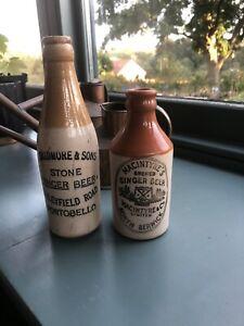 East Lothian North Berwick Split Size Ginger Beer Bottle