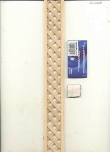Porch Lattice - CLA70250 dollhouse wooden miniature 1/12 scale