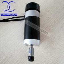 500W Brushless Motor ER11 Chuck 0-48Vdc CNC Engraving Milling Air Cooled Spindle