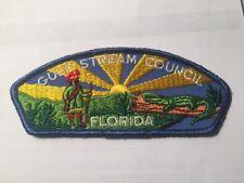 MINT CSP Gulf Stream Council Florida T-1