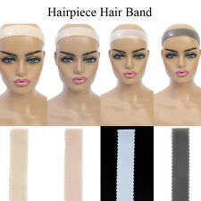 New Women's Silicone Wig Band Elastic Non-Slip Adjust Headband Hair Accessories
