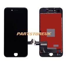 Black LCD Display + Screen Touch Digitizer + Frame Assembly for iPhone 7 4.7''