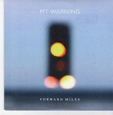 (EB594) MT Warning, Forward Miles - 2013 DJ CD